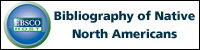 Database Bibliography of Native North Americans