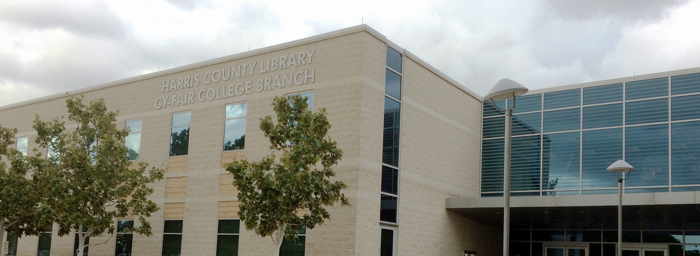 Lone Star College- CYFair Branch Library