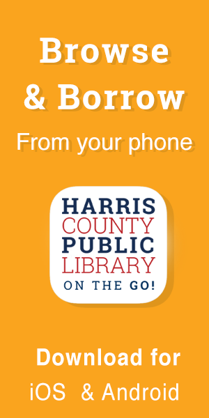 Browse and Borrow from the HCPL app