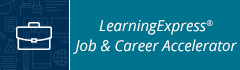 learning express job & career accelerator database