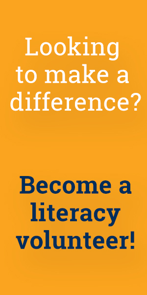 Become a volunteer at the library