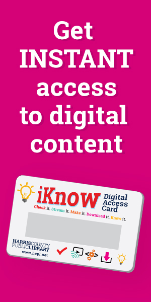 iKnow Digital Card Sign Up