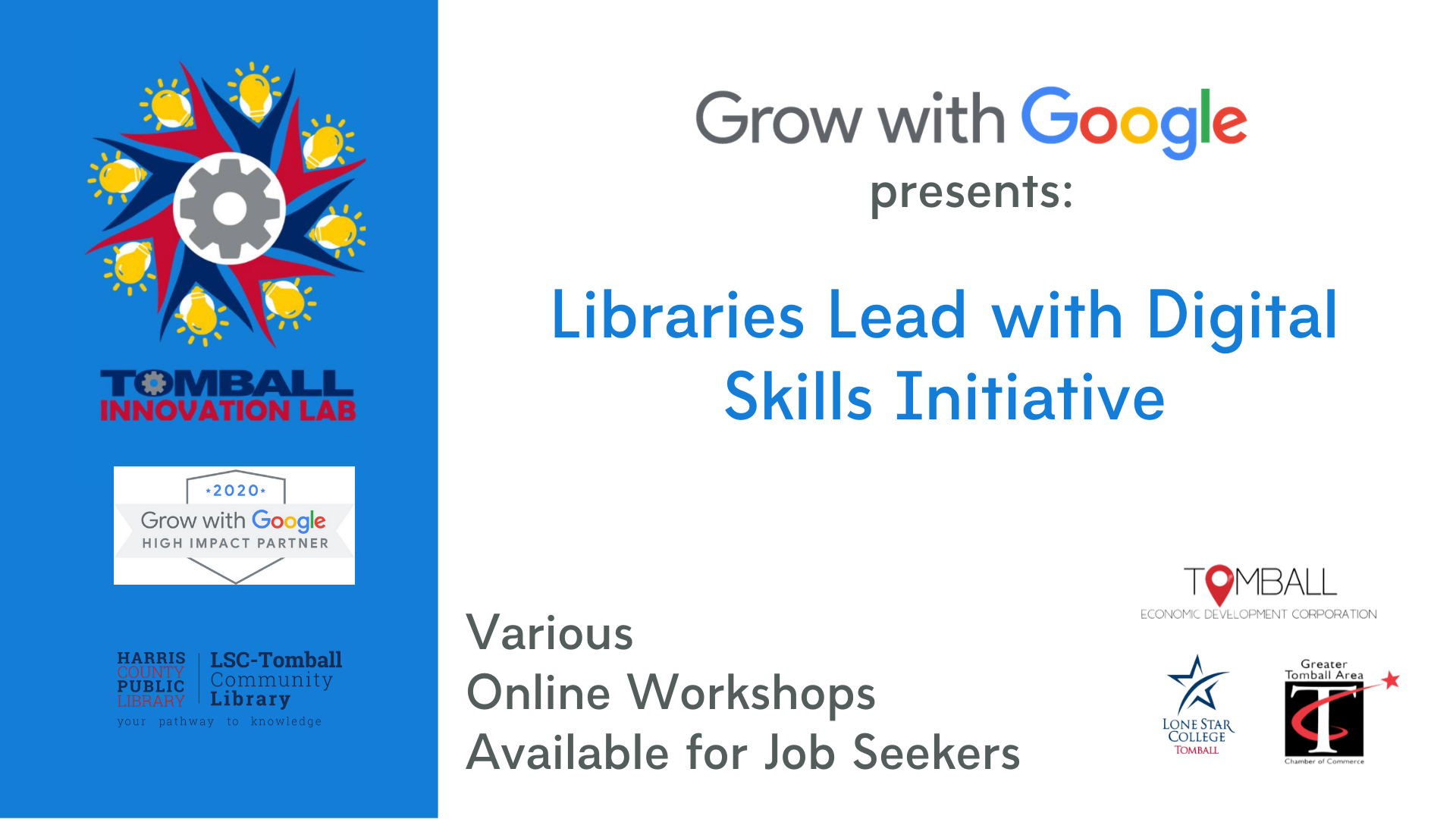 Libraries lead with Google