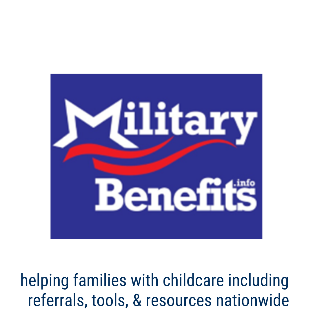 military benefits for dependents - Helping military families with child care and provides referrals, tools, and resources nationwide.