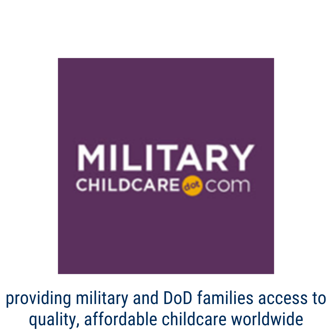 militarychildcare.com - Provides military and DoD-affiliated families with access to quality, affordable child care programs worldwide