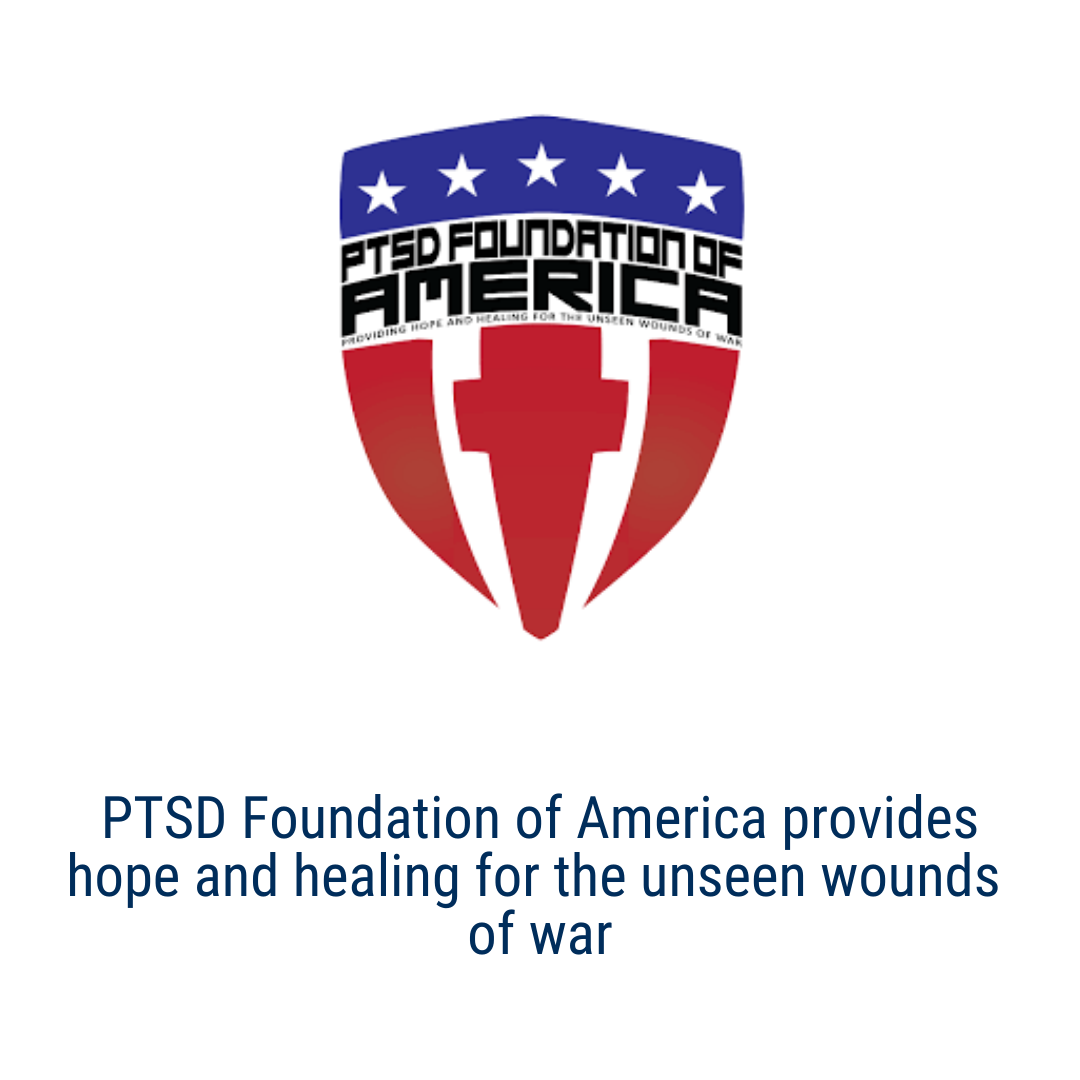 PTSD Foundation of America provides hope and healing for the unseen wounds of war
