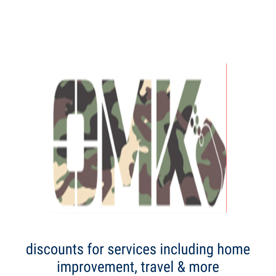 Operation Military Kids- Discounts for services regarding home improvement, travel and more