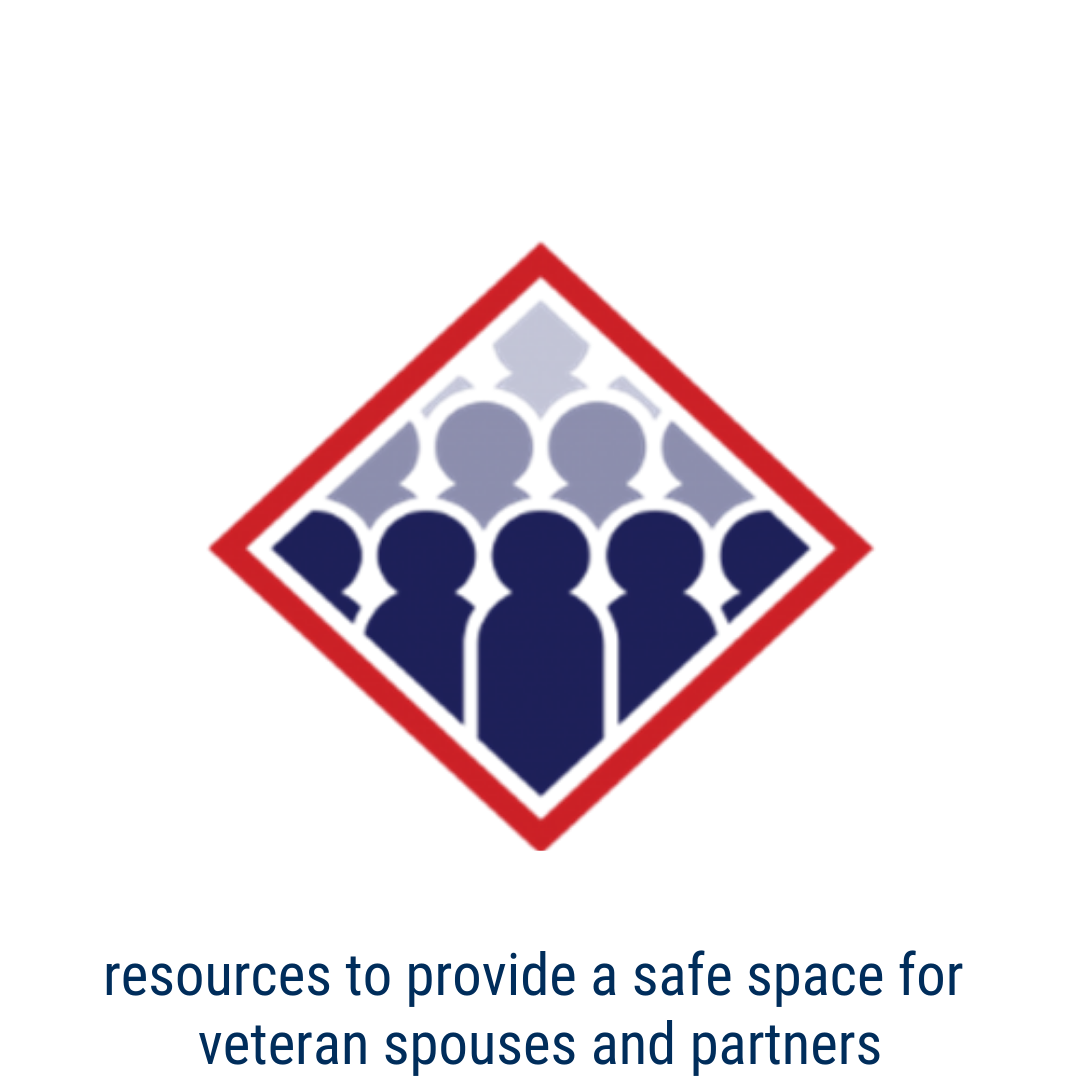 veteran spouse resiliency group - Resources to provide a safe space for veteran spouses and partners of veterans