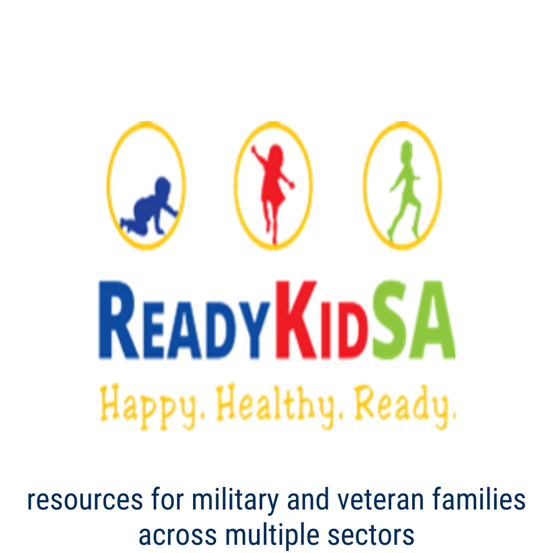 ready kid SA - Resources for Military and Veteran families across multiple sectors to easily access information they need