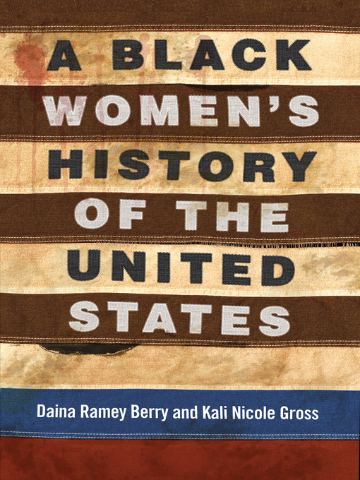 Cover of a Black Womens History of the US
