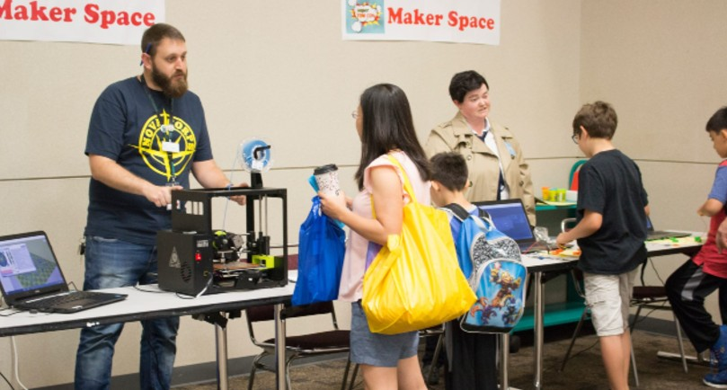 Tomball Maker Space