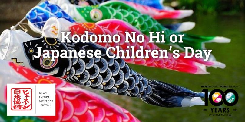 Japanese Children's Day (Kodomo no Hi)