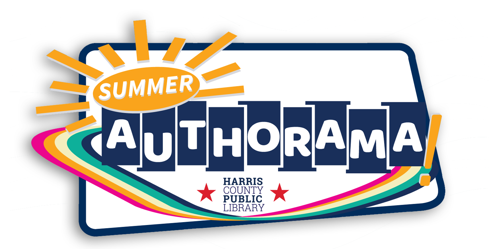 Summer Authorama logo