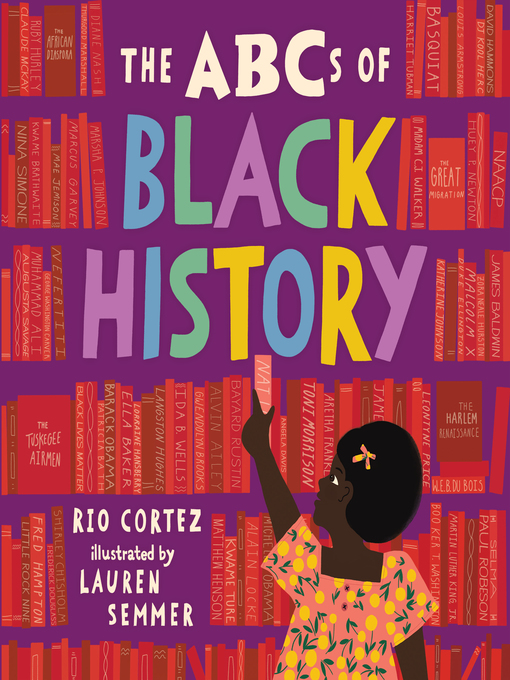 Cover of the ABCs of Black History