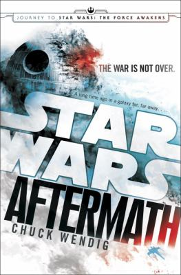 Aftermath book cover