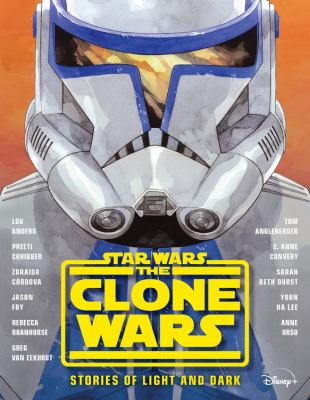 clone wars stories of light and dark book cover