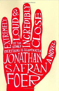 Cover: Extremely Loud & Incredibly Close by Jonathan Safran Foer