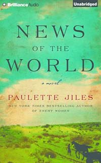 Cover: News of the World by Paulette Jiles