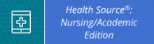 health source nursing academic edition database