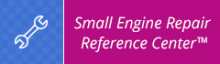 small engine repair reference center database