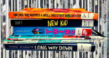 Graphic Novels for Tweens and Teens by African American authors
