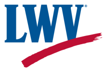 LWV League of Women Voters logo