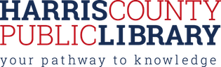 Harris County Public Library Logo.